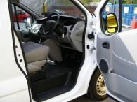 Renault Trafic van valet