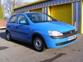 Vauxhall Corsa valet – back to best